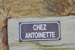 Welcome to Chez Antionette
